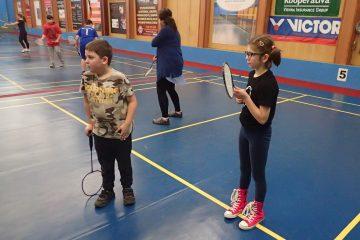 Nedělní badminton