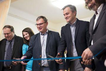 Slavnostní otevření dobrovolnického centra ADRA Břeclav
