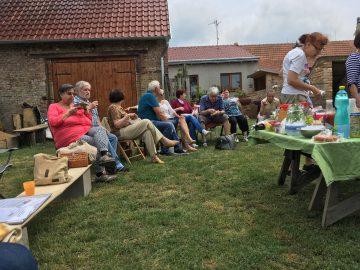 Letní výlet Klubu otevřeného společenství
